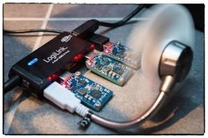 USB ASIC
